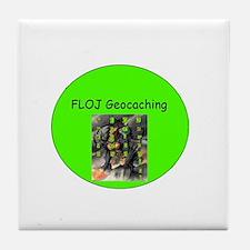 FLOJ Kids/Dragon Tile Coaster