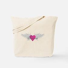 Tiana-angel-wings.png Tote Bag
