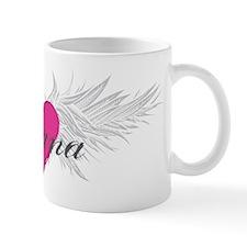 Tiana-angel-wings.png Mug