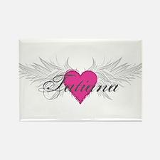 Tatiana-angel-wings.png Rectangle Magnet