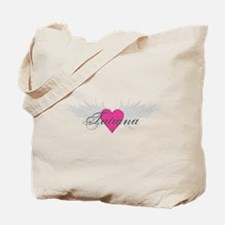 Tatiana-angel-wings.png Tote Bag