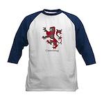 Lion - Cumming Kids Baseball Jersey