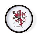 Lion - Cumming Wall Clock