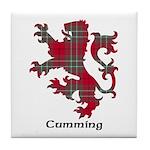 Lion - Cumming Tile Coaster
