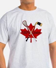 100% Canadian T-Shirt
