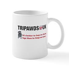 Tripawds UK Pug Mug