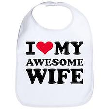 I love my awesome wife Bib