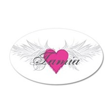 Tamia-angel-wings.png Wall Decal