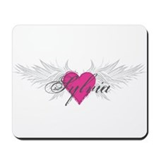 Sylvia-angel-wings.png Mousepad
