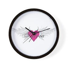 Sylvia-angel-wings.png Wall Clock