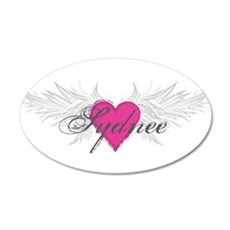Sydnee-angel-wings.png Wall Decal