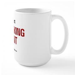World's Best Church Parking A Mug