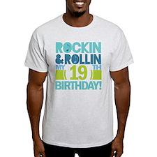 18th Birthday Rock N Roll T-Shirt