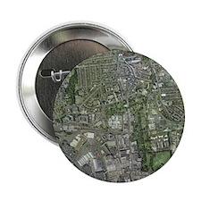 Southampton,UK, aerial image - 2.25' Button (100 p