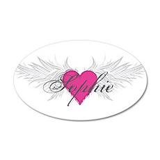 Sophie-angel-wings.png Wall Decal