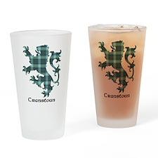 Lion - Cranstoun Drinking Glass