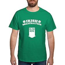 Funny! IRISH Breathalyzer! T-Shirt