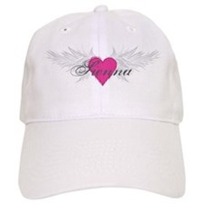 Sienna-angel-wings.png Baseball Cap
