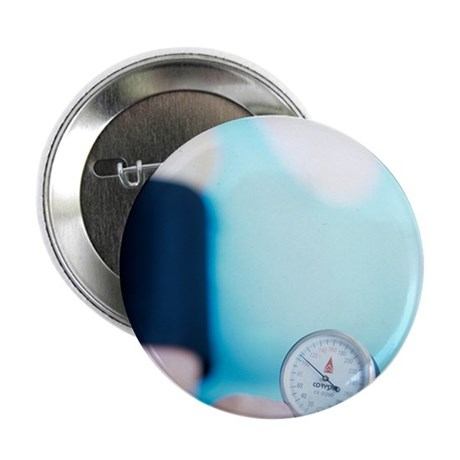 Blood pressure measurement - 2.25' Button (100 pac