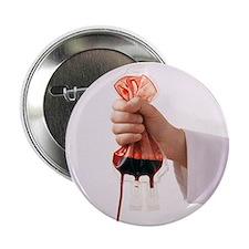 Blood transfusion, conceptual image - 2.25' Button
