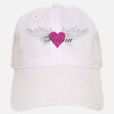Selena-angel-wings.png Baseball Baseball Cap