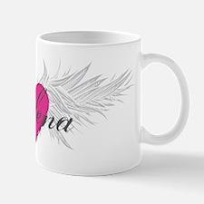 Selena-angel-wings.png Mug