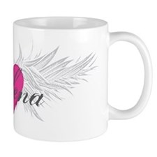 Selena-angel-wings.png Small Mugs