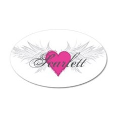 Scarlett-angel-wings.png Wall Decal