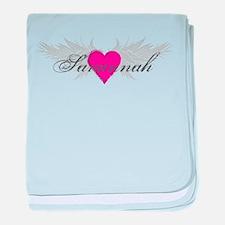 Savannah-angel-wings.png baby blanket