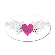 Sarai-angel-wings.png Wall Decal