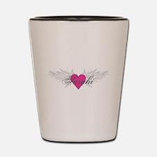 Sarahi-angel-wings.png Shot Glass