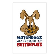 Watchdog Postcards (Package of 8)