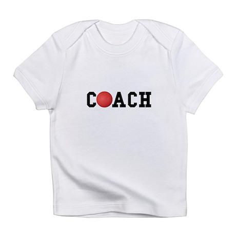 Dodge Ball Kickball Coach Infant T-Shirt