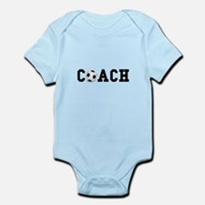 Soccer Coach Infant Bodysuit