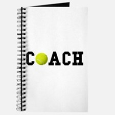 Tennis Coach Journal