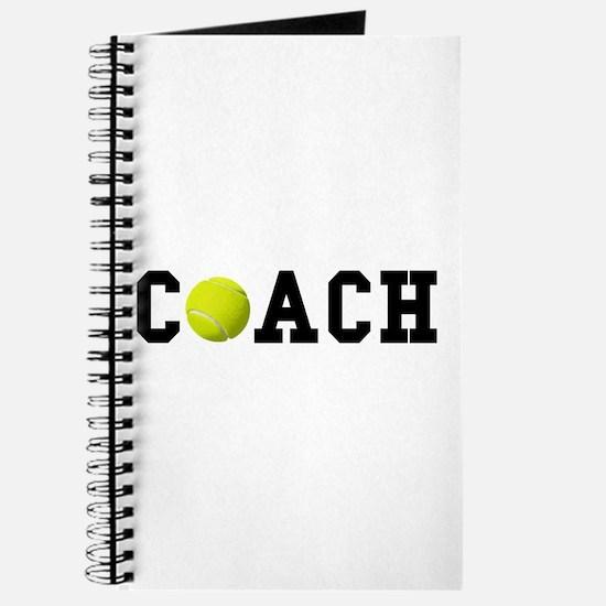 Tennis Coach Journal