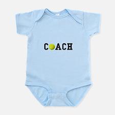 Tennis Coach Infant Bodysuit