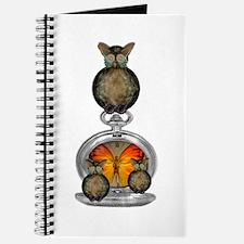 Clockwork Owl Journal