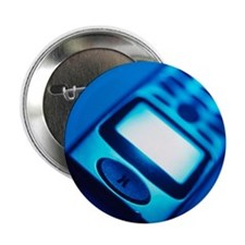 Mobile telephone - 2.25' Button (100 pack)