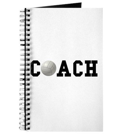 Volleyball Coach Journal