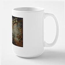 Time Flies Large Mug