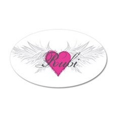 Rubi-angel-wings.png Wall Decal