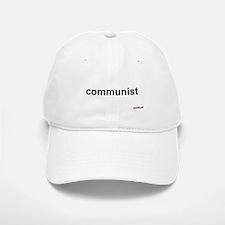 communist Baseball Baseball Cap