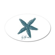 By the Sea Starfish Wall Decal
