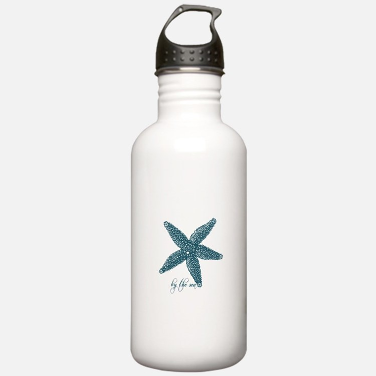 By the Sea Starfish Water Bottle