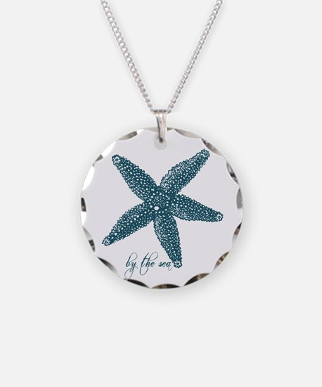 By the Sea Starfish Necklace