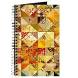 Quilters Journals & Spiral Notebooks