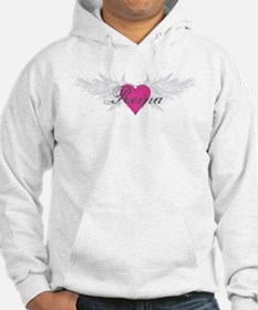 Reina-angel-wings.png Hoodie Sweatshirt