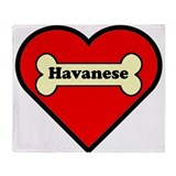 Havenese Fleece Blankets