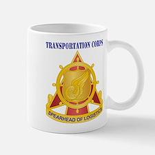 Transportation Corps Mug